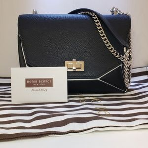 Henri Bendel Bijoux Chain Party Bag